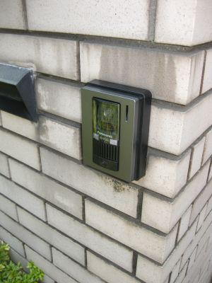 インターホン 新規 カラーTV型