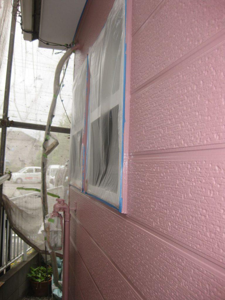 1階窓まわり 仕上げ中